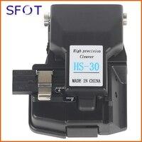 High Precision HS 30 Optic Fiber Cleaver Fiber Optics Cutter made in china