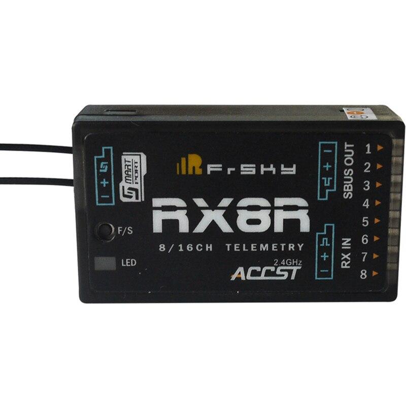 Frsky RX8R Ricevitore 2.4G S. porta 8CH 16CH Doppio Prodection Ricevitore per RC Drone-in Componenti e accessori da Giocattoli e hobby su  Gruppo 1