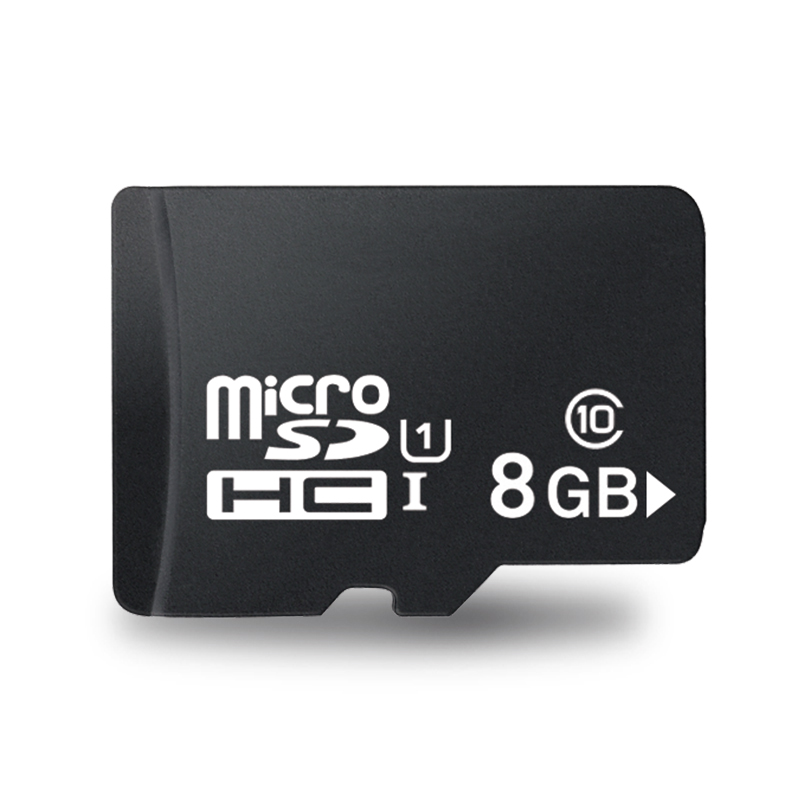 Factory Price!!! 100pcs/lot 8GB TF Card C10 TransFlash Card Micro , High Quality 8G MicroSD SDHC Card C10 UI For Cellphone