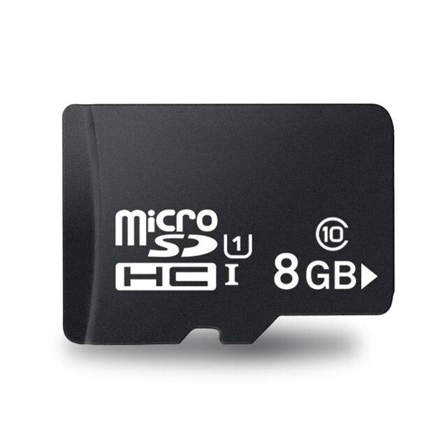 Prezzo di Fabbrica!!! 100 Pz/lotto 8 Gb Carta di Tf C10 Transflash Card Micro, di Alta Qualità 8G Micro Sdhc Sd Card C10 Ui per Il Cellulare