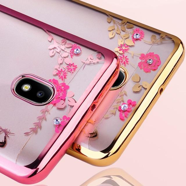 custodia samsung j5 2017 glitter