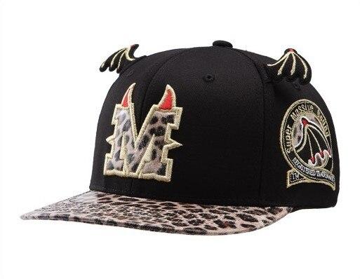 K-pop New M HATSON SNSD I GOT A BOY Jessica/ Yoona  CAP Sun hat leopard print baseball cap