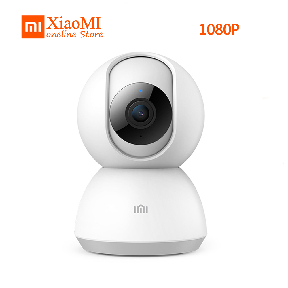 Updated Version Xiaomi Mijia Smart Camera 1080P WiFi Pan tilt Night Vision 360 Angle Video Camera
