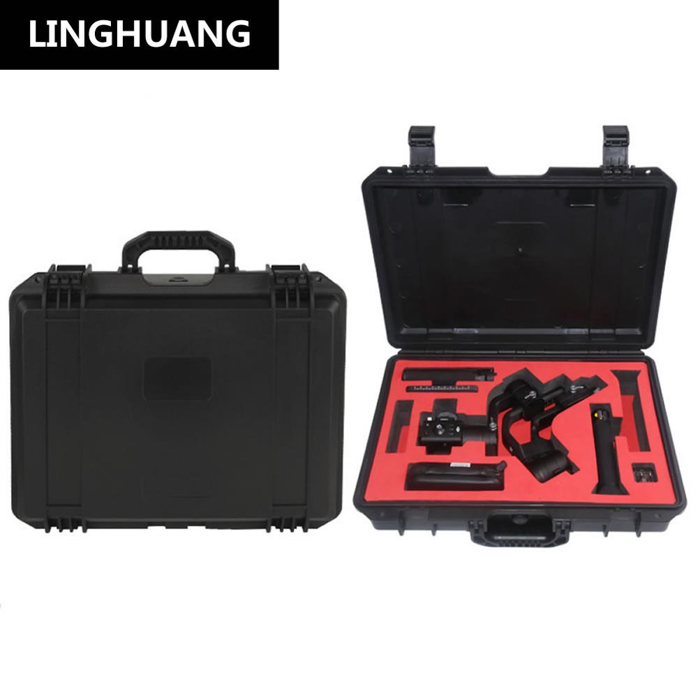 DJI Ronin-S Portable Safety Case Waterproof Explosion-proof Protection Suitcase RONIN-S Dedicated Equipment Accessories Storage