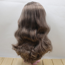 Ultra Quality Blythe Doll Hair Wig Scalp Dome for Neo Blythe 9 Color Options