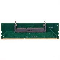 Practical 1 5V DDR3 204 Pin Laptop SO DIMM To Desktop DIMM Memory Adapter NI5L