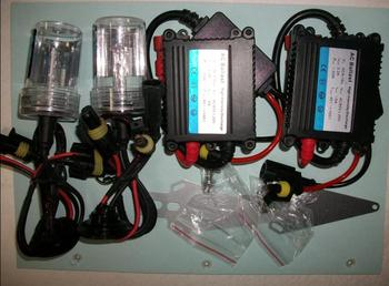 50sets/lot HID Xenon Kit 35W AC High Quality Slim ballast H1 H3 H4 H7 H8 H9 H10 H11 9005 9006 9007 880 4300k 6000k 8000k 10000k