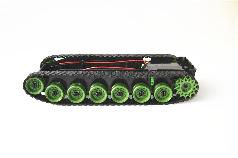 Tank Robot chassis caterpillar crawler platform DIY 3-8V arduino SN5200 cuav original turbowing ry 2 4 2 4g radio signal amplifier booster for rc fpv drone 2 4g receiver and transmitter