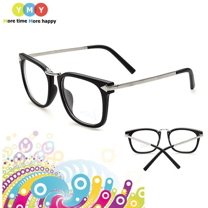 2015 nueva flecha de metal marco de anteojos vintage mujer de las ...