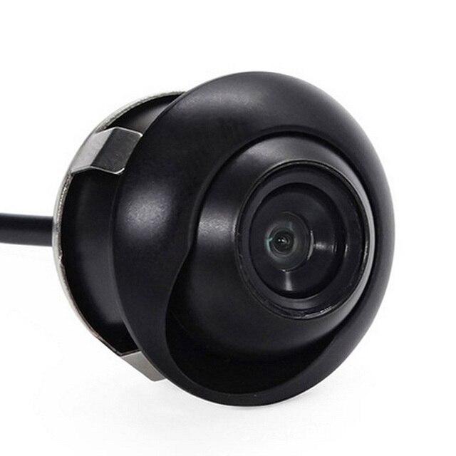 Mini noktowizor widok z tyłu samochodu kamera HD kamera samochodowa z powrotem samochód z przodu kamery cofania Parking kamery