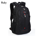 Hot sell New Designed Men's Fashion Backpack Waterproof Oxford Student School Bag 2016 casual Male Bag teenagers travel backpack