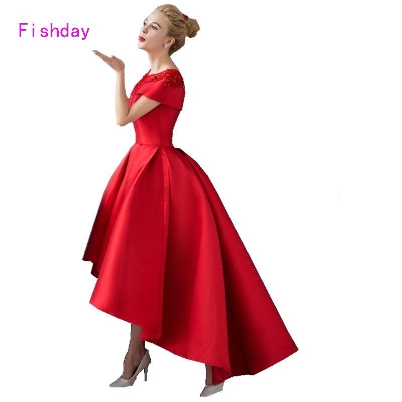 Aliexpress Com Buy Elegant Women Front Short Back Long