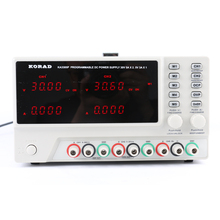 KA3305P Adjustable Digital Low Noise 30V 5A Programmable DC Power Supply 10 mV / 1 mA High Accuracy USB RS232 Interfaces