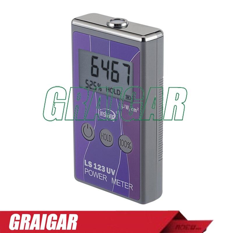 UV power meter test LS123 UV radiation luminance UV transmittance measurement  цены