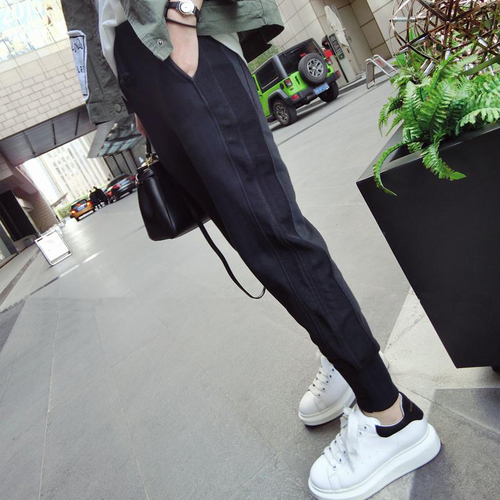 Sports Pants 2018 Women s New Autumn Dress Haren s Trousers