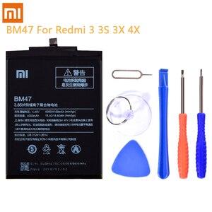 Image 4 - BN34 BN30 BM47 BM22 BM36 BM46 BM45 BM22 BN41 BN43 Battery For Xiaomi Redmi 5A 4A 3 3S 4X Mi 5 5S Mi5 Mi5S Redmi Note2 3 Battery
