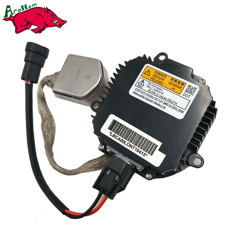 28474-89904 28474-89915 28474-8991A 28474-8992A D2S D2R Xenon HID Headlight Ballast Control Unit Module ECU For Nissan Mazda VW цена