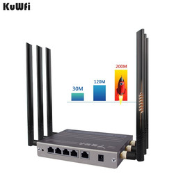 300Mbps 64M Memory 2000MW High Power Wireless Router Strong Wifi Signal Enterprise Management high gain WIFI Router repeater