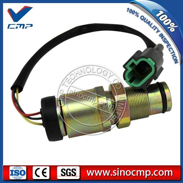 SINOCMP solenoid valve 9745876  for Hitachi Excavator EX130-5 EX230-5SINOCMP solenoid valve 9745876  for Hitachi Excavator EX130-5 EX230-5