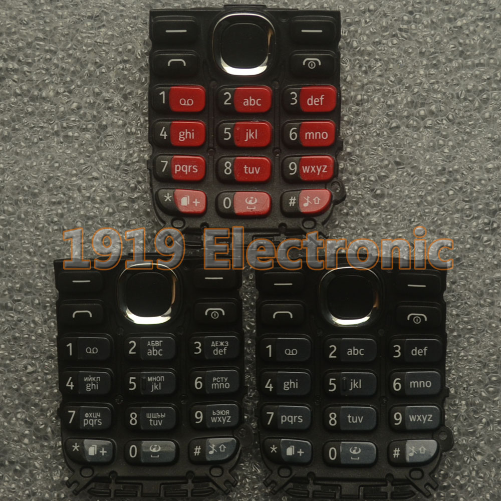 Case Keyboard-Buttons Cover Nokia New Or English 1120/112 Russian-Keypad Main-Menu title=