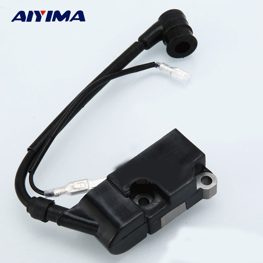 где купить 1PC chainsaw ignition coil  52 58 5900 Chain saw sawing gasoline по лучшей цене