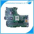 Для asus N53JN N53J Ноутбук Материнская Плата поддерживает I3 и I5 cpu 2 RAM слотов