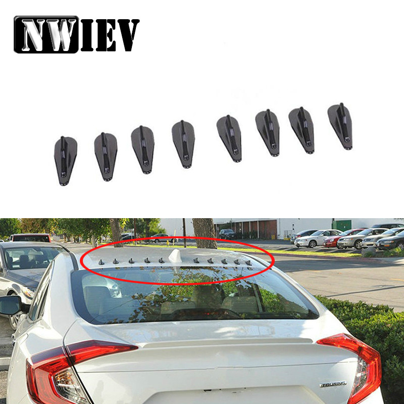 Good quality and cheap fiat 500 spoiler in Store Xprice
