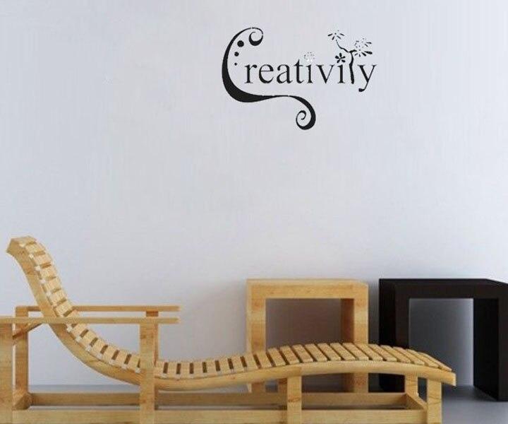 dctop creatividad ingls palabras pegatinas de pared decorativos papel home decor sticker para el beb dormitorio