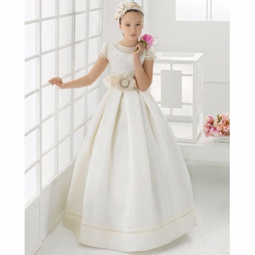 hot sale flower girl dresses 2017 first communion dresses. Black Bedroom Furniture Sets. Home Design Ideas