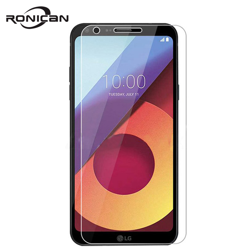 RONICAN Screen Protector Glass sFor LG Q6 Tempered Glass For LG Q6 Glass For LG Q6a Q6 Plus M700N Toughened Phone glass FilmRONICAN Screen Protector Glass sFor LG Q6 Tempered Glass For LG Q6 Glass For LG Q6a Q6 Plus M700N Toughened Phone glass Film