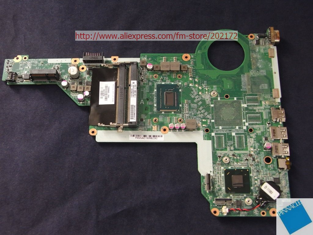 729843-501 Motherboard For HP Pavilion 14-E 15-E 17-E DAR62CMB6A0