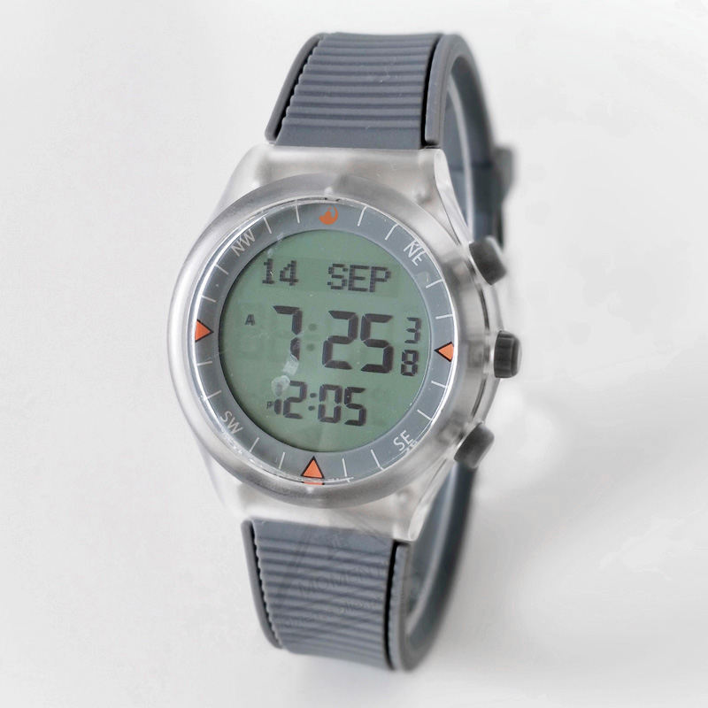 Islamic Watch with Azan Prayer Time and Qiblah Compass for Muslim