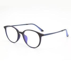Image 1 - Super Licht gewichteten Ultem Kunststoff Flexible Frauen Brillen Rahmen Optische Verordnung Frau Brillen Farbe Nie Verblassen