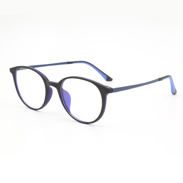 Super Light weighted Ultem Plastic Flexible Women Eyeglasses Frame Optical Prescription Woman Eyewear Color Never Fade Away