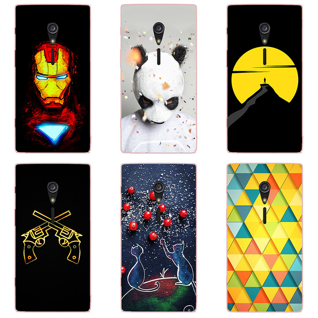 new product 8aca0 3b5f5 US $1.99 |For Sony Xperia ion LT28i LT28h Case Hard Plastic Back Cover  Cases Painting Abstract Hard Coque Cases Patterned Shell Skin-in Fitted  Cases ...