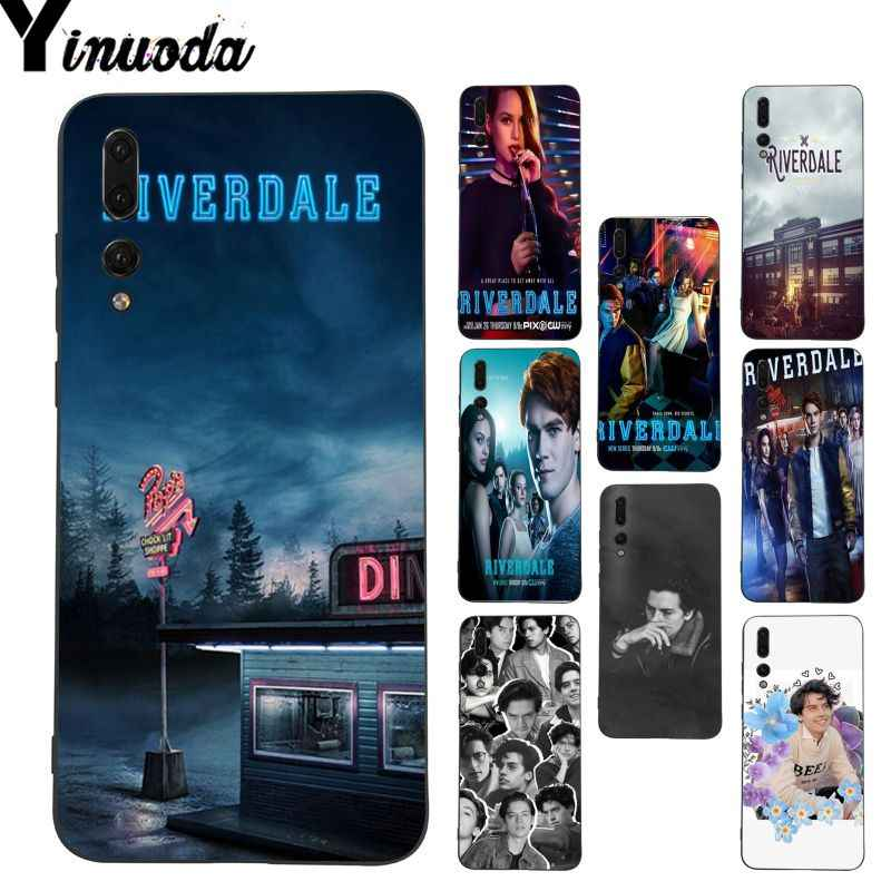 Yinuoda Archie Betty Veronica Riverdale Phone Case for Huawei P20 Lite P10 Plus Mate9 10 Mate10 Lite P20 Pro Honor10 View10