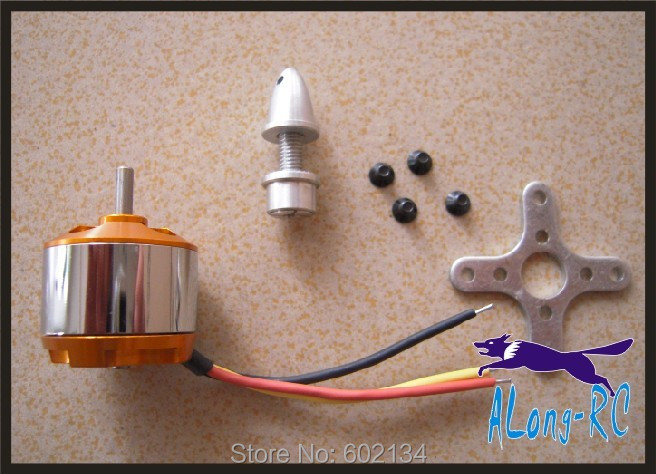 free ship :RC airplane XXD A2208 Outrunner Brushless Motor 1100/1400/1800/2600KV for RC Aircraft Plane Quadrocopter Multi-copter  цены