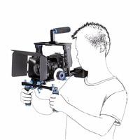 YELANGU D221 цифровой однообъективной зеркальной камеры Камера клетки для крепления на плече комплект 103A A с веществом коробка для непрерывного