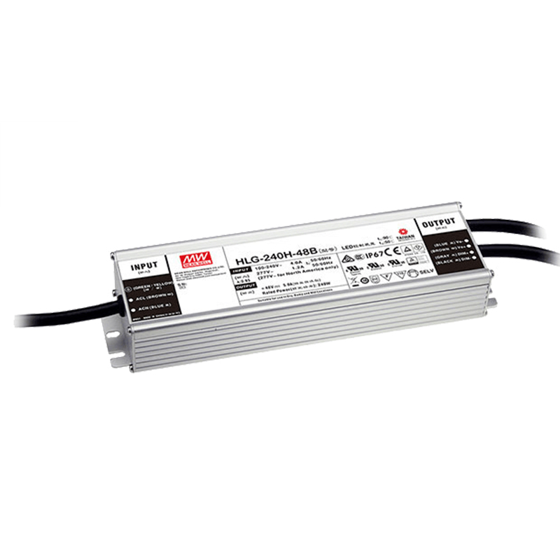 Meanwell driver HLG 120 48A/B,HLG 240 48A/B,ELG 150 48A/B,ELG 240 48A/B Power supply 120w/240w 110V/220V 85 265V quantum board-in Grow Light Parts & Accessories from Lights & Lighting