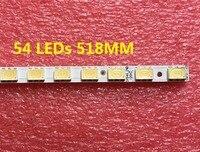 1 ADET UA46B7000WF LJ64-01764B LED şerit SVS46_2ND_120HZ 54 LEDs 518 MM
