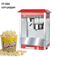 Free Shipped By DHL Classic Popcorn Machine 110v 220v Electric Commercial Desktop Mini Popcorn Machine Popper