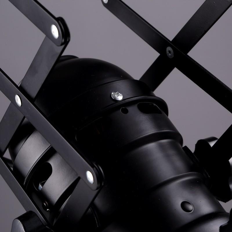 free shipping Designer loft vintage industrial lighting foldable lamp pendant lamp 13