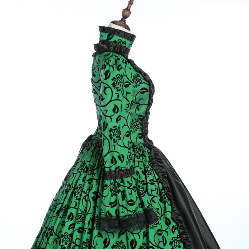 Wedding Dress Victorian Style