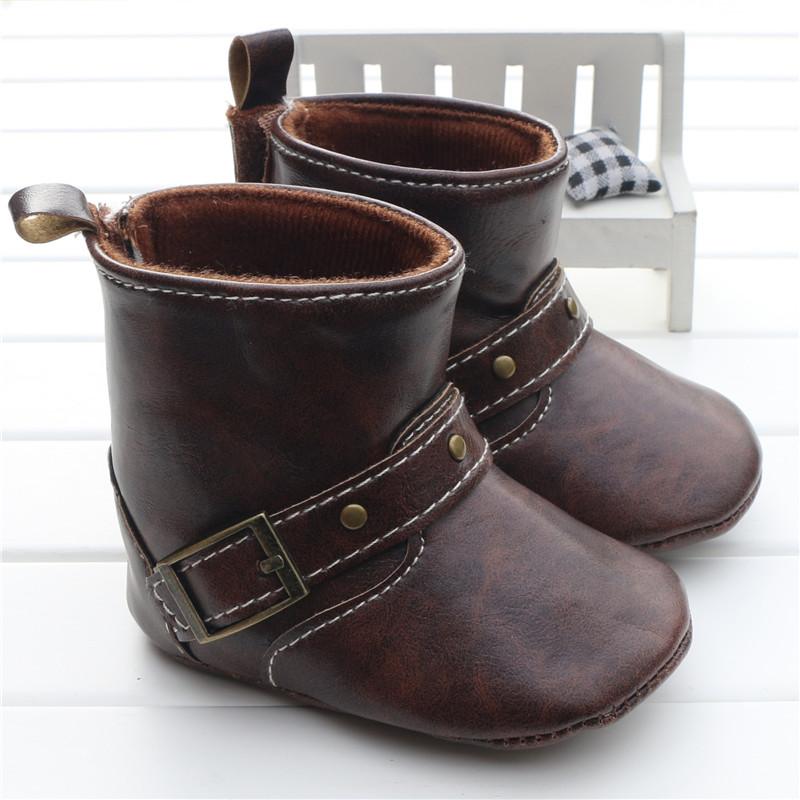 Baby Girls' Boots. Don't let rain, snow, or cold weather keep your little one indoors. Snap up all kinds of baby girls' boots on Amazon–including crib shoes, early .