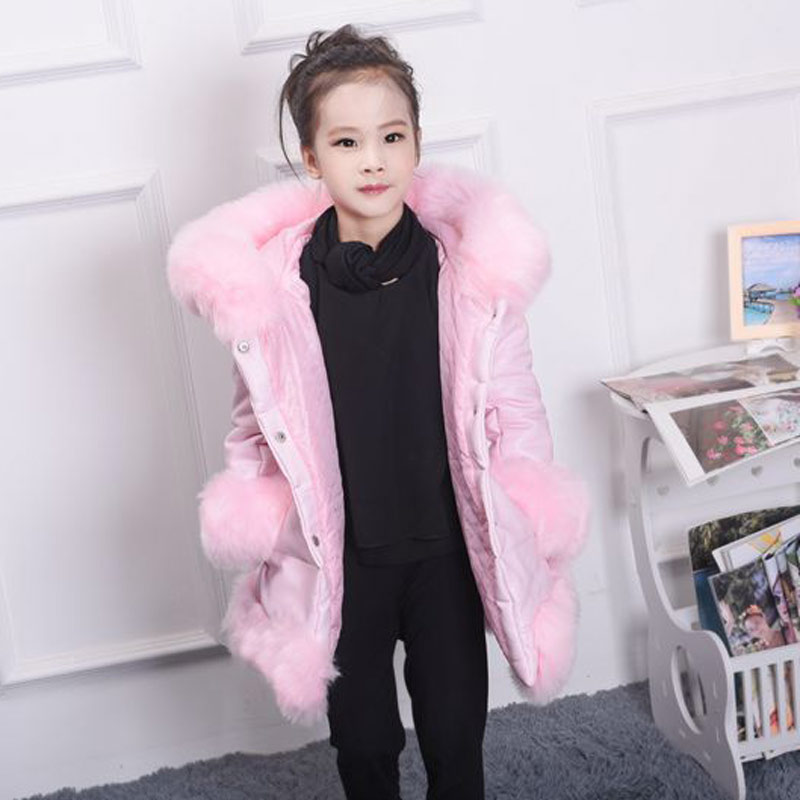 JKP winter new girl cotton jacket childrens artificial fur 2018 autumn and winter childrens imitation fur coat tide FPC-62 JKP winter new girl cotton jacket childrens artificial fur 2018 autumn and winter childrens imitation fur coat tide FPC-62