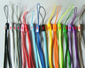 Free shipping wrist hand cell phone mobile chain straps keychain Charm Cords DIY Hang Rope Lariat Lanyard 800pcs/lot