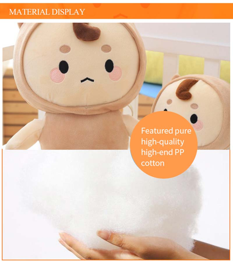 20-55cm Korea Drama Goblin Plush Dolls God Alone and Brilliant Soft Cute Animal Stuffed Ghosts Doll Toys Birthday Gifts For Kids Lover (13)