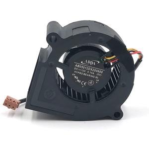Image 3 - 1pcs FOR ADDA 5cm AB05012DX200600 5020 12v 0.15a Blower Cooling fan