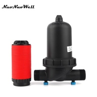 1.5 2 inch 120 Mesh Screen Filter Garden Drip Irrigation Filter Agricultural Watering Kits Fountain Tools Metal Net Filter