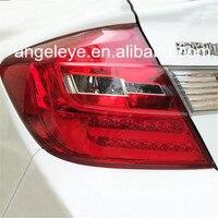 Для Honda 2012 до 2013 года для Civic светодиодные задние красный, белый Цвет lf